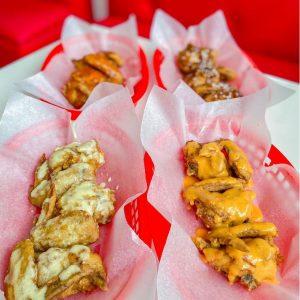 chicken wings in cdo sevs diner