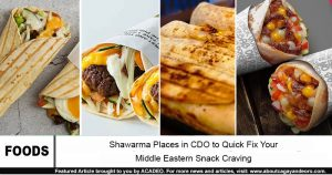 shawarma cdo