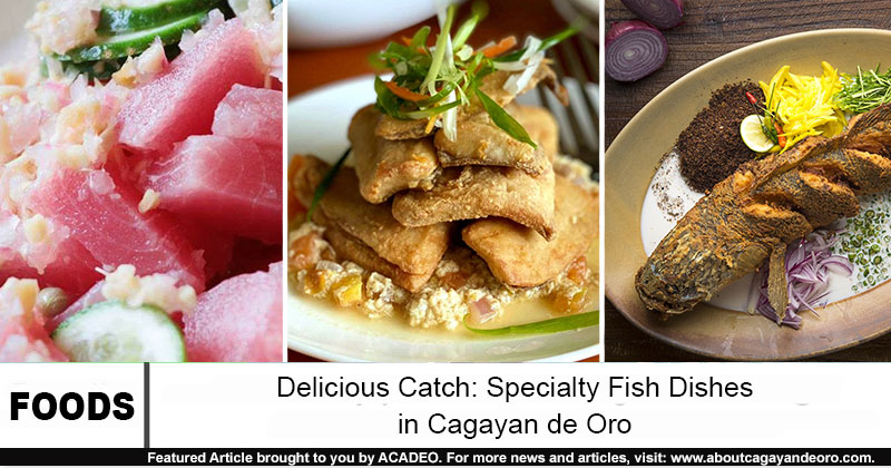 fish dishes in cdo