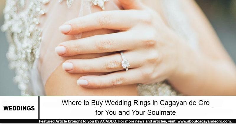 wedding rings in cdo