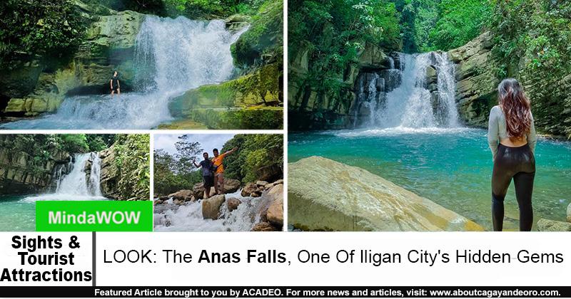 Anas Falls