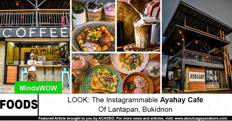 Ayahay Cafe