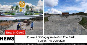 Cagayan de Oro Eco Park
