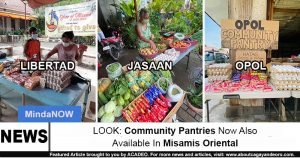 community pantries