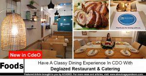 Deglazed Restaurant & Catering