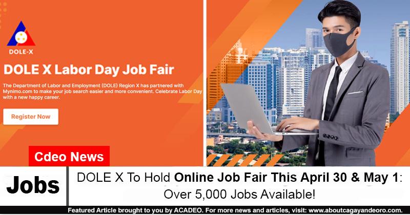 online job fair