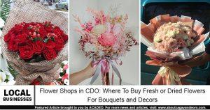 flower shops in cdo