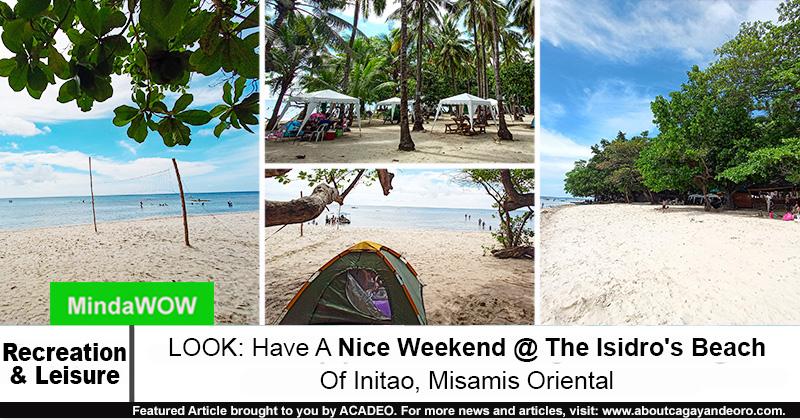 Isidro's Beach