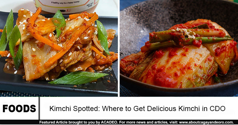 kimchi cdo
