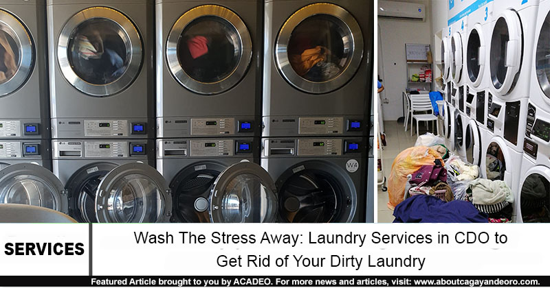 laundry services in cdo