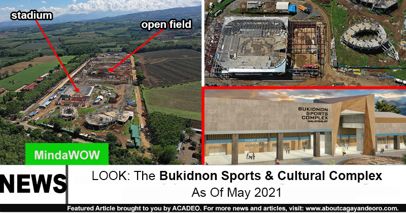 Bukidnon Sports and Cultural Complex
