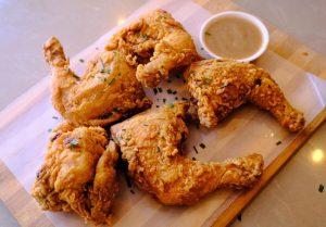 fried chicken cdo