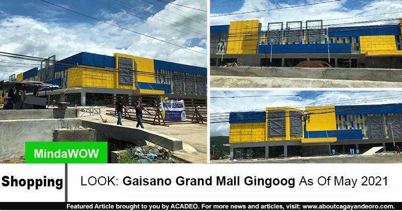 Gaisano Grand Mall Gingoog
