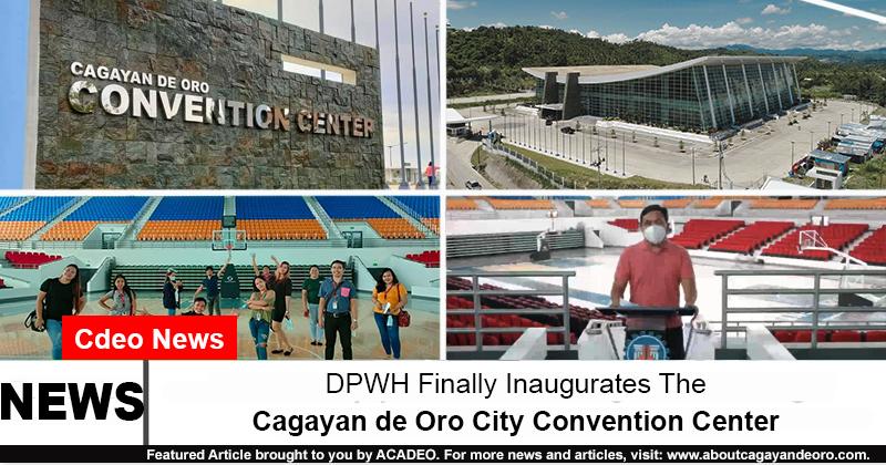 Cagayan de Oro City Convention Center