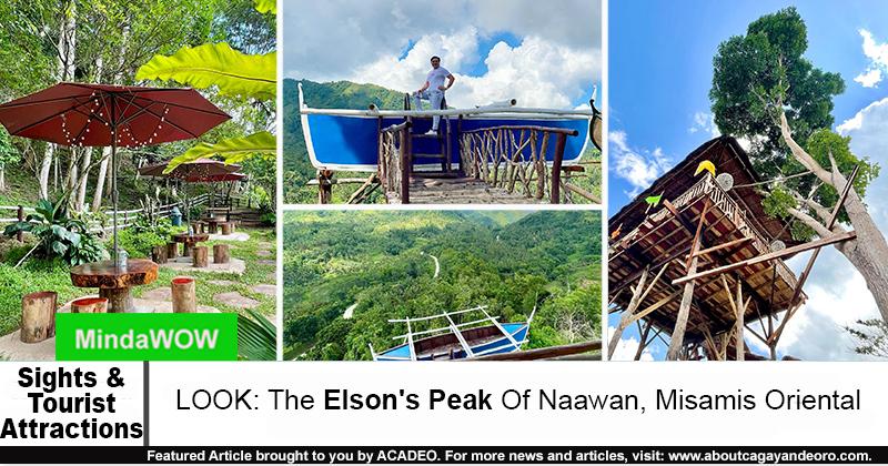 Elson's Peak