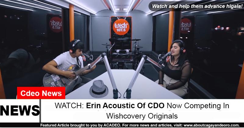 Erin Acoustic