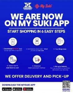 Gaisano Mall Iligan My Suki App