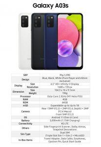 carlo paalam Samsung Galaxy A03s