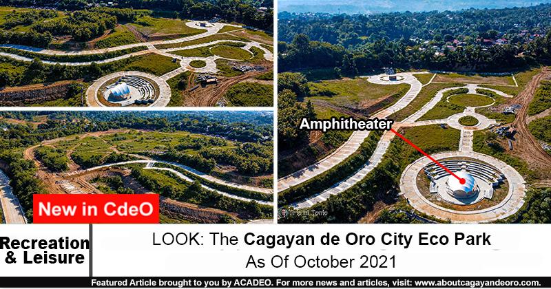 Cagayan de Oro City Eco Park