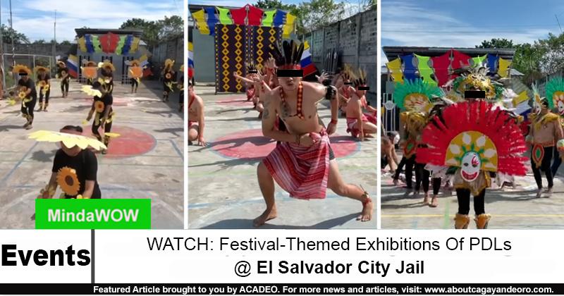 El Salvador City Jail
