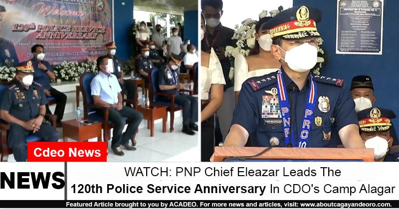 Police Service Anniversary